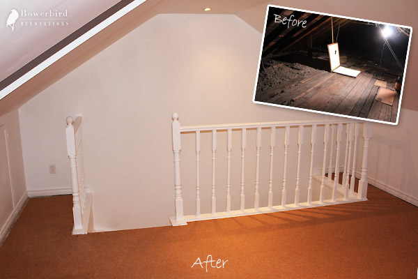 Attic Renovations Toronto Before And After Photos