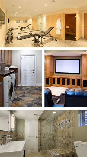 basement renovation toronto ideas
