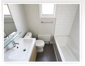 Toronto Bathroom Renovation with Runtal Radiator